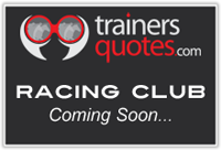 Racing Club coming soon...